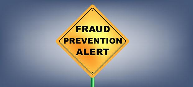 Fraud Prevention Alert